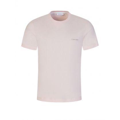Pink Classic Chest Logo T-Shirt