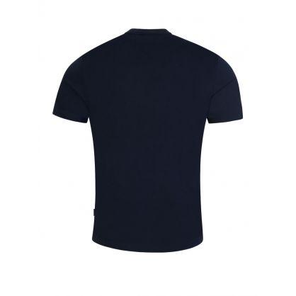 Navy EST.1968 Logo T-Shirt