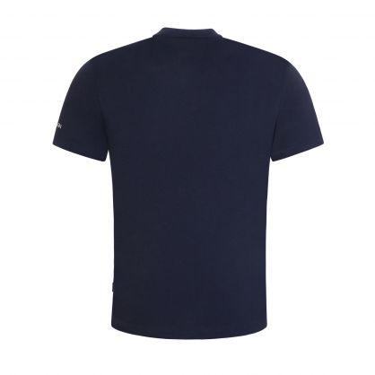 Navy Shadow Logo T-Shirt