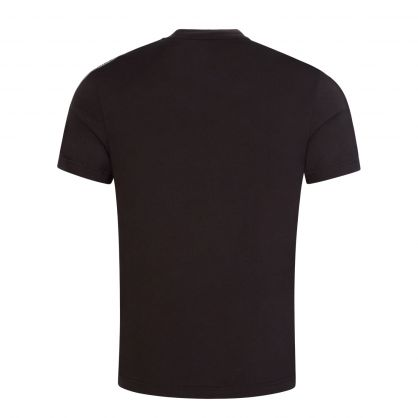 Black Logo Tape T-Shirt