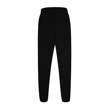 Black Goggle Lens Cargo Trousers