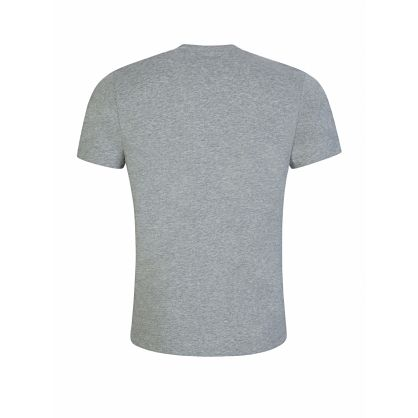 Grey Chest Logo T-Shirt