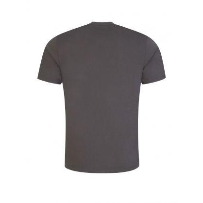 Grey Metropolis Series Logo Badge T-Shirt