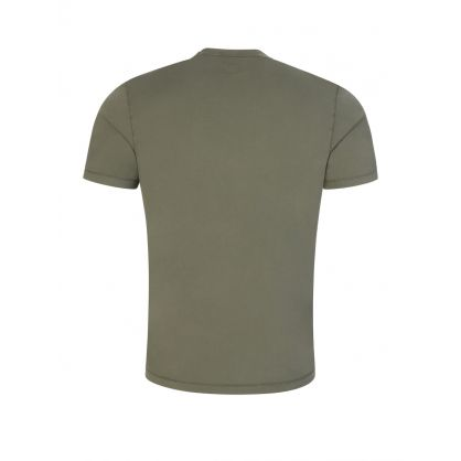 Green Mako Cotton T-Shirt