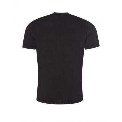 Black Mako Cotton T-Shirt