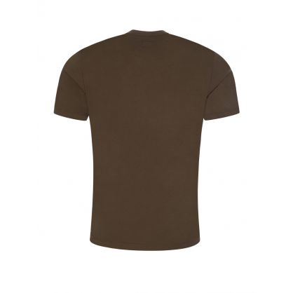 Green Jersey Cotton T-Shirt
