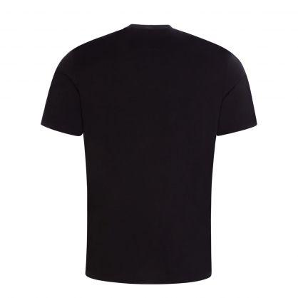 Black Small Logo Badge T-Shirt