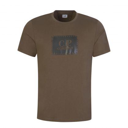 Green Label Logo T-Shirt