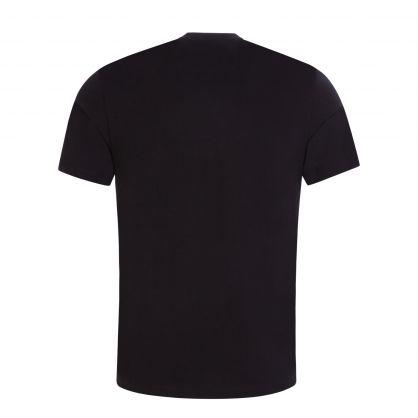 Black Vintage Logo T-Shirt