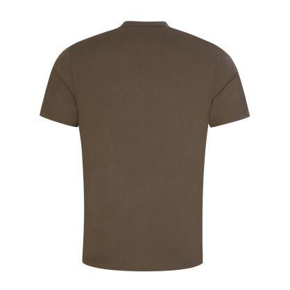 Green Logo Badge T-Shirt