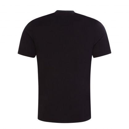 Black Logo Badge T-Shirt