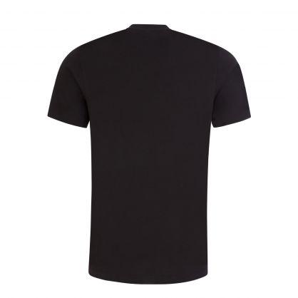 Black Compact Logo T-Shirt
