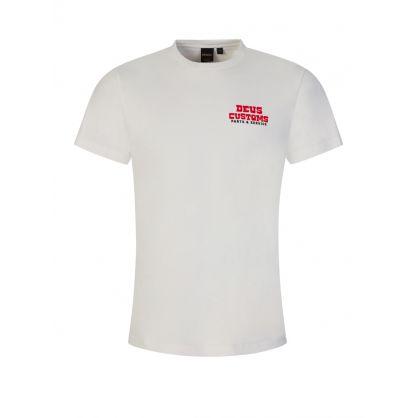 White Automatica T-Shirt