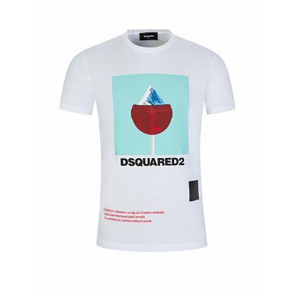 White Mountain Graphic T-Shirt