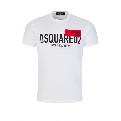 White Est.95 T-Shirt