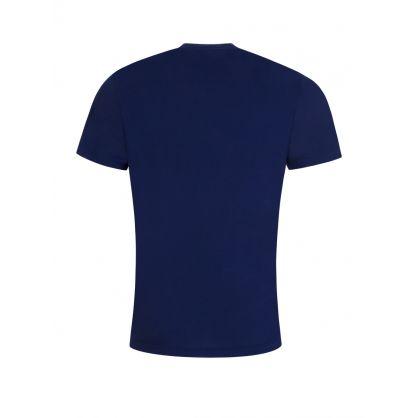 Navy Classic Logo T-Shirt