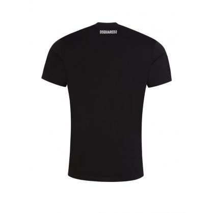 Black D2 Logo T-Shirt