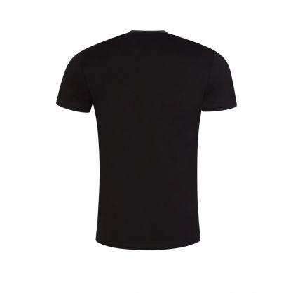 Black Reflective ICON Logo T-Shirt