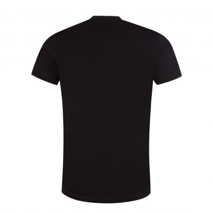 Black Taped ICON Logo T-Shirt