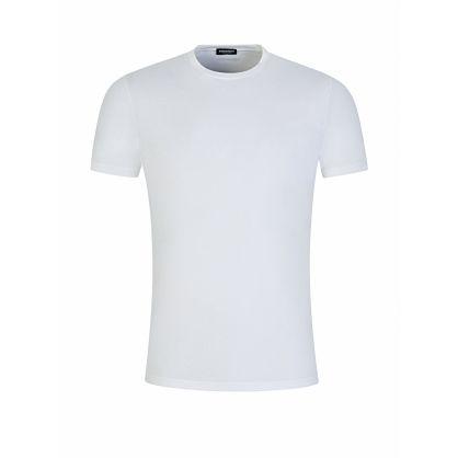 White Crewneck T-Shirt 2-Pack