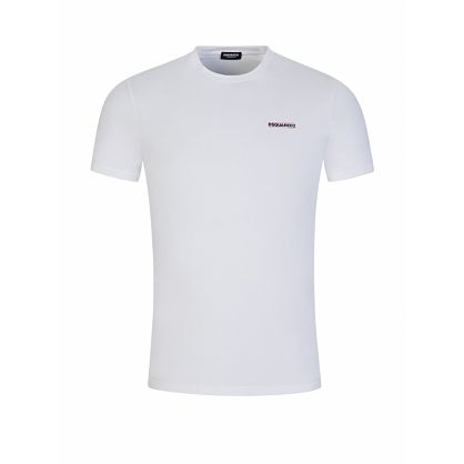 White Underwear Collection Lounge T-Shirt