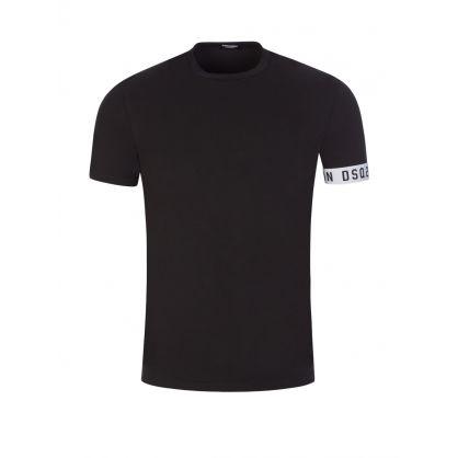 Black ICON Underwear Collection T-Shirt