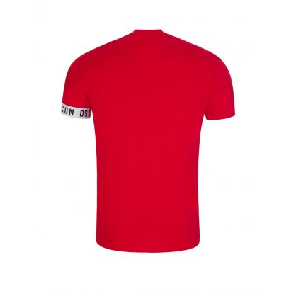 Red ICON Underwear Collection T-Shirt