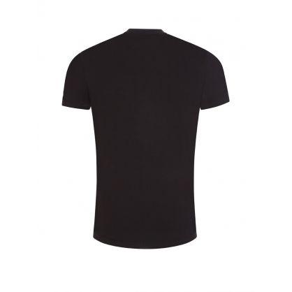 Black Underwear Logo T-Shirt