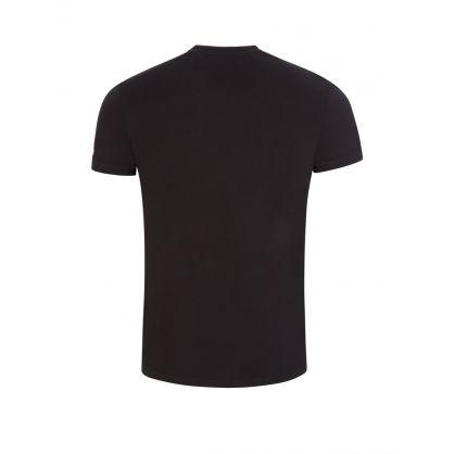 "Black ""Made with Love"" Underwear T-Shirt"