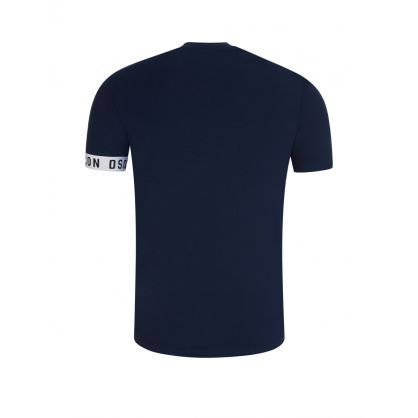 Blue ICON Underwear Collection T-Shirt