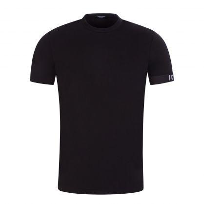 Black ICON Underwear T-Shirt