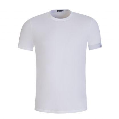 White ICON Underwear T-Shirt