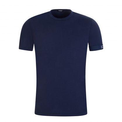 Navy ICON Underwear T-Shirt