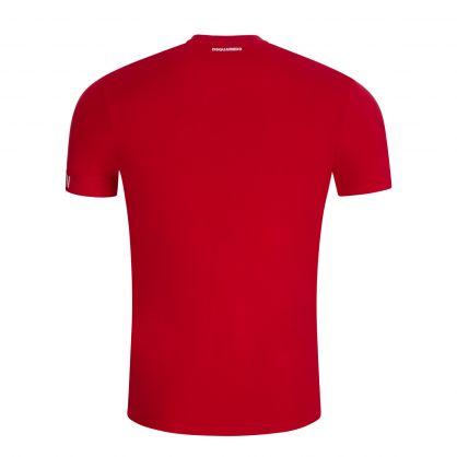 Red ICON Underwear T-Shirt