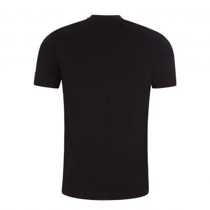 Black Arm Patch T-Shirt