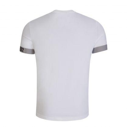 White Armband Underwear T-Shirt