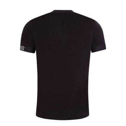 Black Armband Underwear T-Shirt