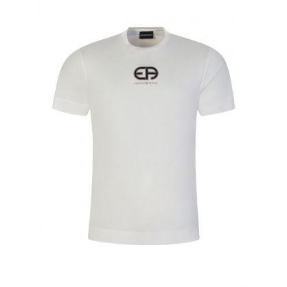 Warm White R-EAcreate Logo T-Shirt