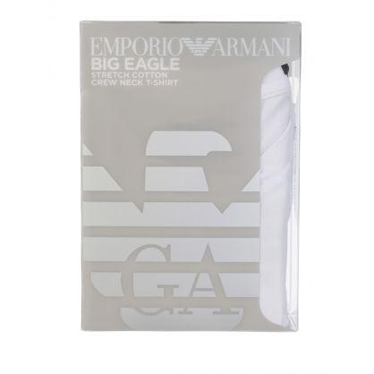 White Big Eagle Lounge T-Shirt