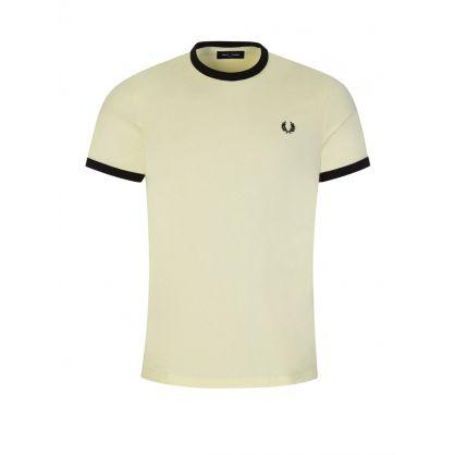 Yellow Classic Ringer T-Shirt