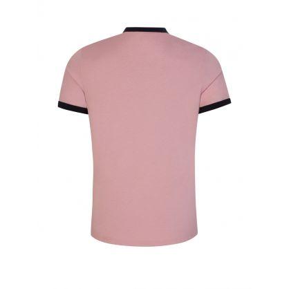 Pink Ringer T-Shirt
