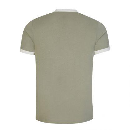 Green Ringer T-Shirt