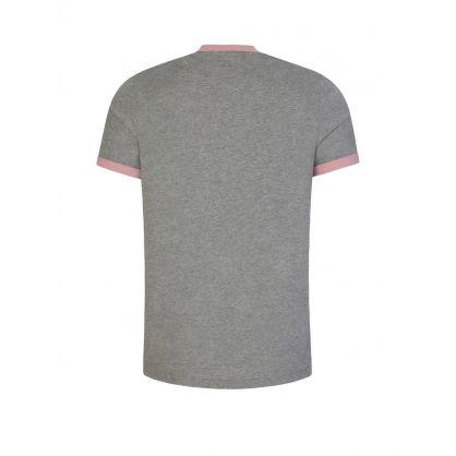 Grey Ringer T-Shirt