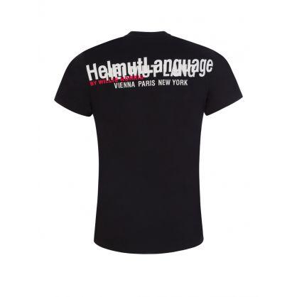 Black Confess Conceal T-Shirt