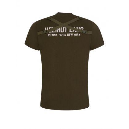 Green Strap T-Shirt
