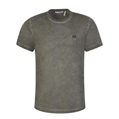 Green Military T-Shirt