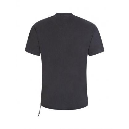Black High T-Shirt