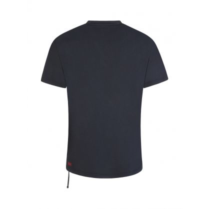 Black Wreck Less T-Shirt