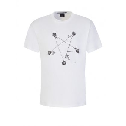 White Rose Biggie T-Shirt
