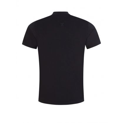 Black Classic Tiger Crest T-Shirt